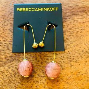 🎈sale🎈Rebecca Minkoff Gold Statement Earrings